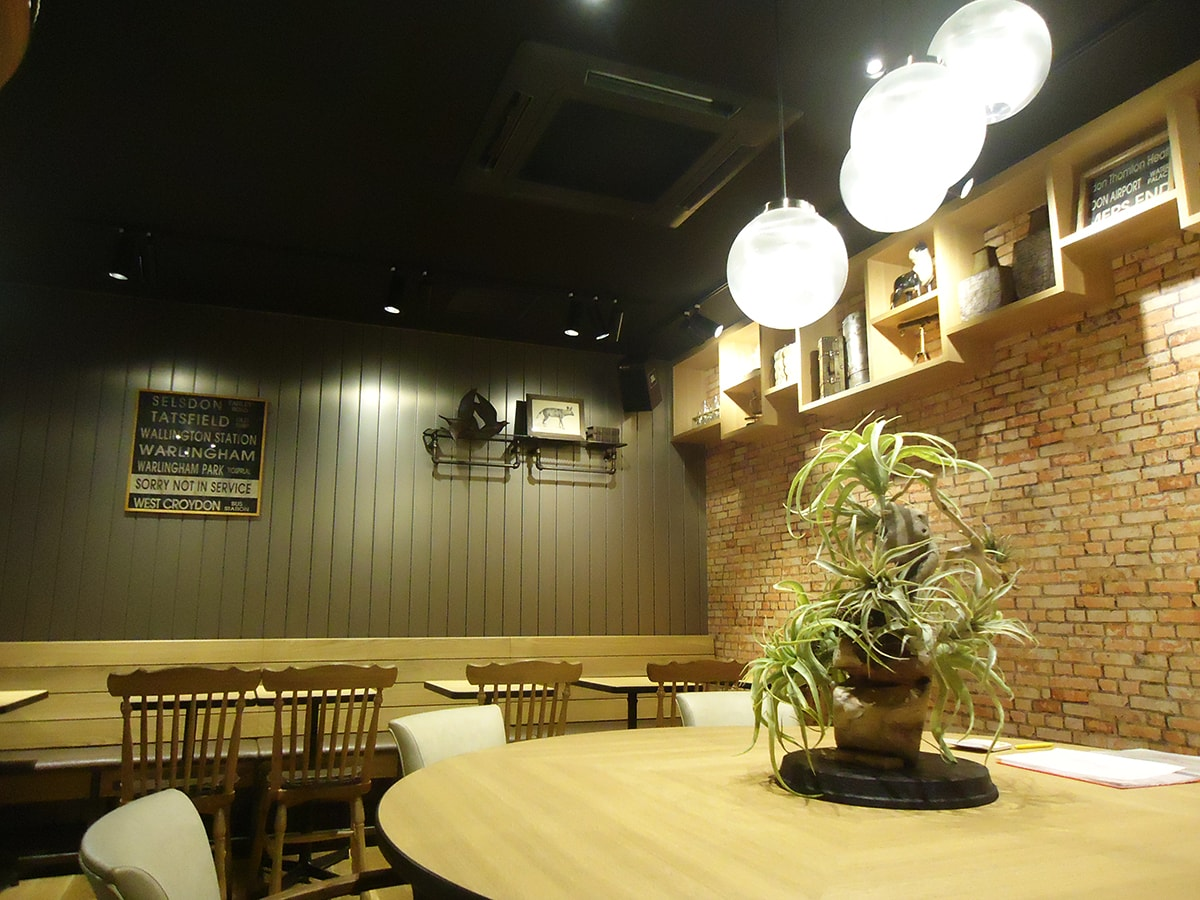 5 CROSSTIES COFFEE鎌倉店